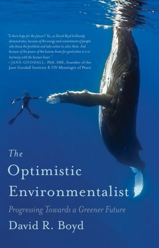 "Radio Show Guest: Dr. David Boyd (""The Optimistic Environmentalist"") 