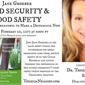 "Hear Jane Grueber, blogger, photographer, filmmaker & mom talking about food security, food safety, & revolutionary urban gardening. ""Self-reliance is a subversive/rebellious/incendiary practice."" ~Bill Mollison (Father of Permaculture)"