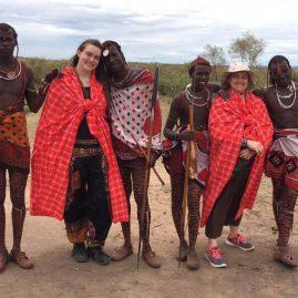 Sabrina Dickinson 18 y.o. Humanitarian: MAKING A DIFFERENCE