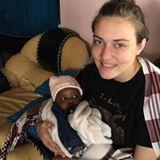 Sabrina Dickinson 18 y.o. Making a Difference Humanitarian Girl Scout Gold Award Project in Kenya