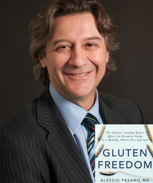 TUNE-IN to hear world-renowned pediatric gastroenterologist, Dr. Alessio Fasano, talking about Gluten, Immunity & the Gut | The Dr. Theresa Nicassio Show | TheresaNicassio.com