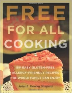 Radio Guest: Jules Shepard, bestselling author and founder of gfJules, talks about living with Celiac Disease on the Dr. Theresa Nicassio Show