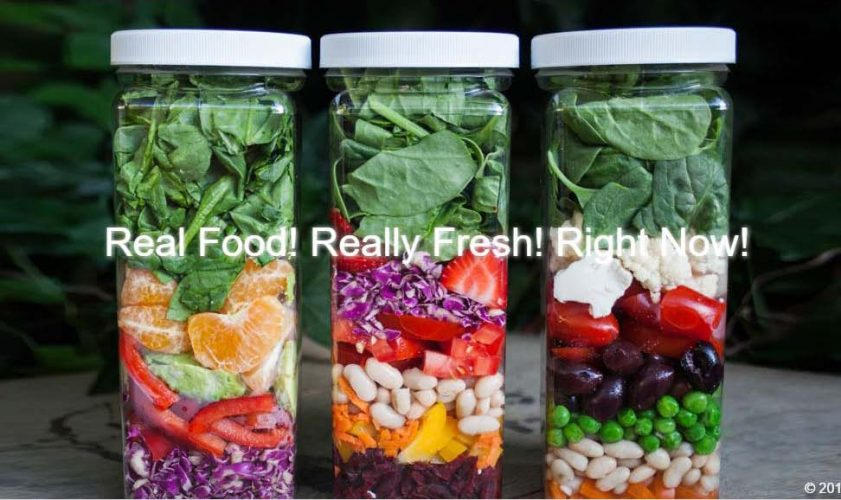 Nutritionist and Founder, Owner & Operator of FRESH NOW on the Dr. Theresa NIcassio Show on HealthyLife.net - All Positive Talk Radio