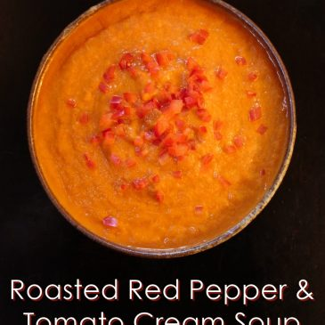 Roasted Red Pepper and Tomato Cream Soup – GoDairyFree Review & Features