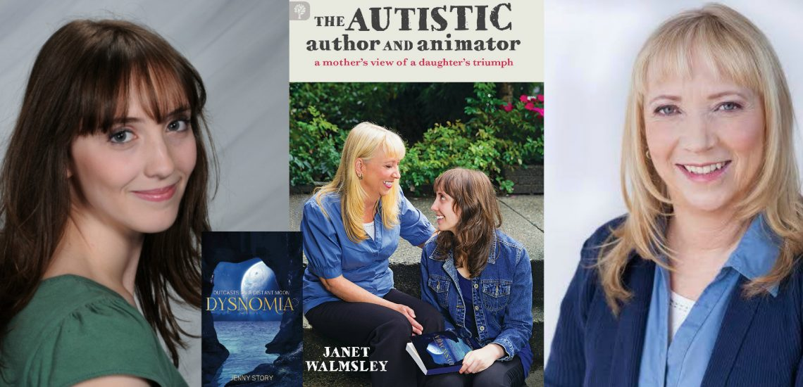 AUTISM: A MOTHER-DAUGHTER LOVE STORY on the Dr. Theresa Nicassio Show (TheresaNicassio.com)