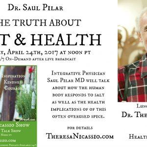 Dr. Saul Pilar - The Truth About Salt and Health