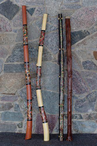 Pitz Quattrone's Handcrafted Didgeridoos