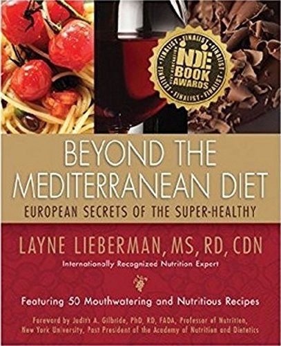 Join me on Monday May 15 at noon PT on The Dr. Theresa Nicassio Show with Layne Lieberman RD talking why Europeans seem to enjoy greater health & longevity.