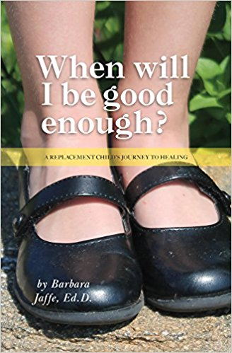 Join me on The Dr. Theresa Nicassio Show with Dr. Barbara Jaffe talking about learning self-acceptance after not feeling good enough as a child growing up.