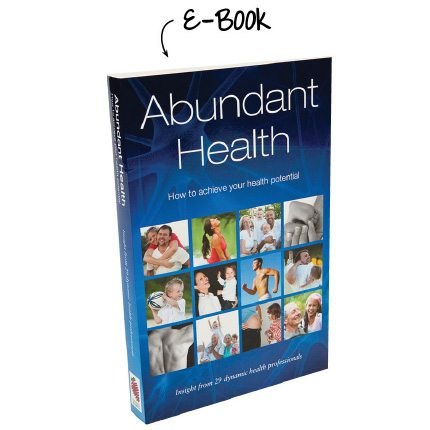 Abundant Health: How To Achieve Your Health Potential by Nutritionist Cyndi O'Meara