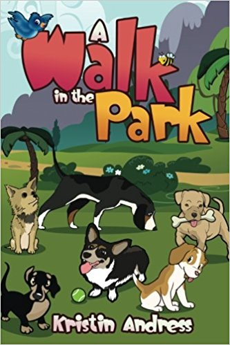 "Kirsten wrote the children's book ""A Walk in the Park,"" celebrating the lessons we can learn from rescue dogs and dedicated the book to her own mother."